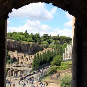 Spacerkiem po Rzymie....