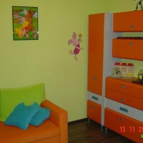 pokój mojego czteroletniego synka Bartka
