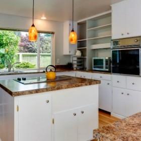 Przegląd waszych wnętrz - biała kuchnia