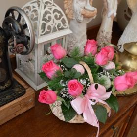 Kwiaty w roli głównej:)