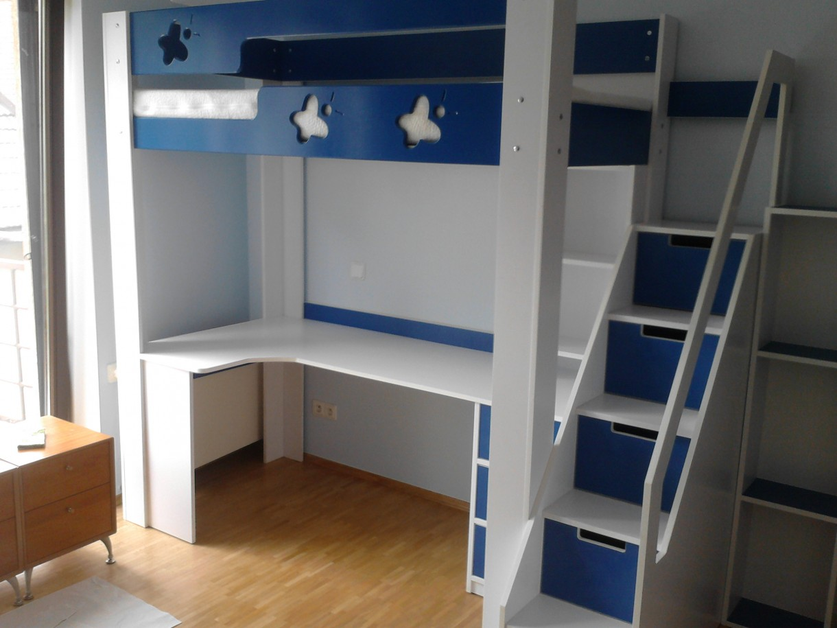 łóżka Na Antresoli łóżka Piętrowe Antresole Deccoriapl