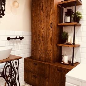 Nowa łazienka w naszym stylu
