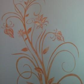 malowanie po ścianie-