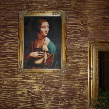 Obraz Dama z łasiczka
