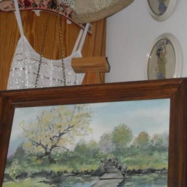 ..............i obraz od Wandy , pierwszy w którym się zakochałam............
