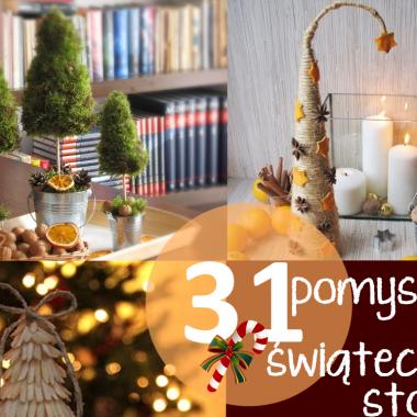 31 pomysłów DIY na świąteczne stożki