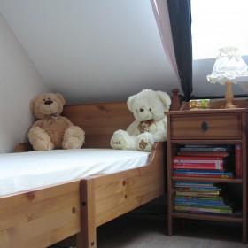 Pokój Złotowłosej i więcej niż trzech niedźwiedzi&#x3B;-)