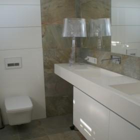 łazienka po metamorfozie