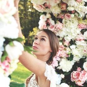 Maria Antonina - kolekcja dekoracji kwiatowych