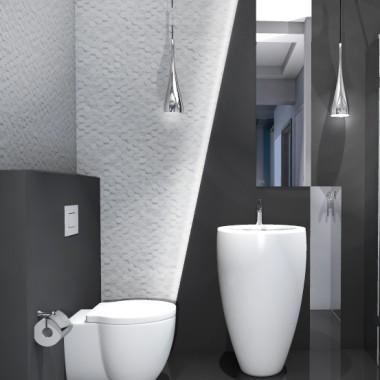 Toaleta w domu jednorodzinnym