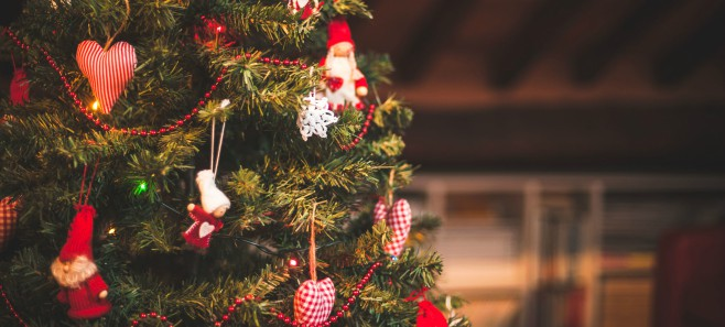 Symbolika drzewka i wieńca bożonarodzeniowego