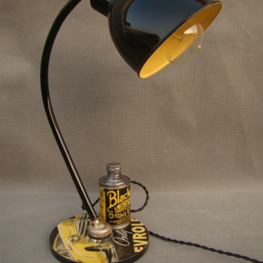 POLO POPULAR CHEVROLET LAMP with EDISON BULB