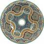 Pozostałe, Kolorowe i orientalne umywalki - www.kolorymaroka.pl