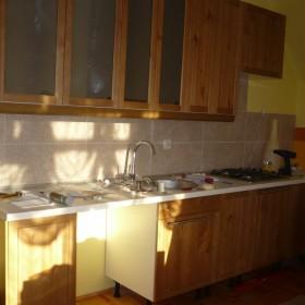 Kuchnia - w trakcie urządzania