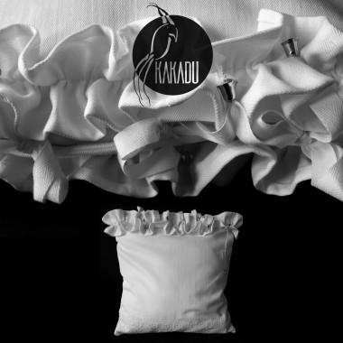 Poduszki w stylu francuskim i romantycznym