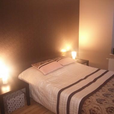 Sypialnia- jak udekorować ścianę nad łóżkiem?
