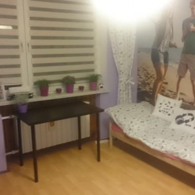 Pokój 9letniej córci :-)