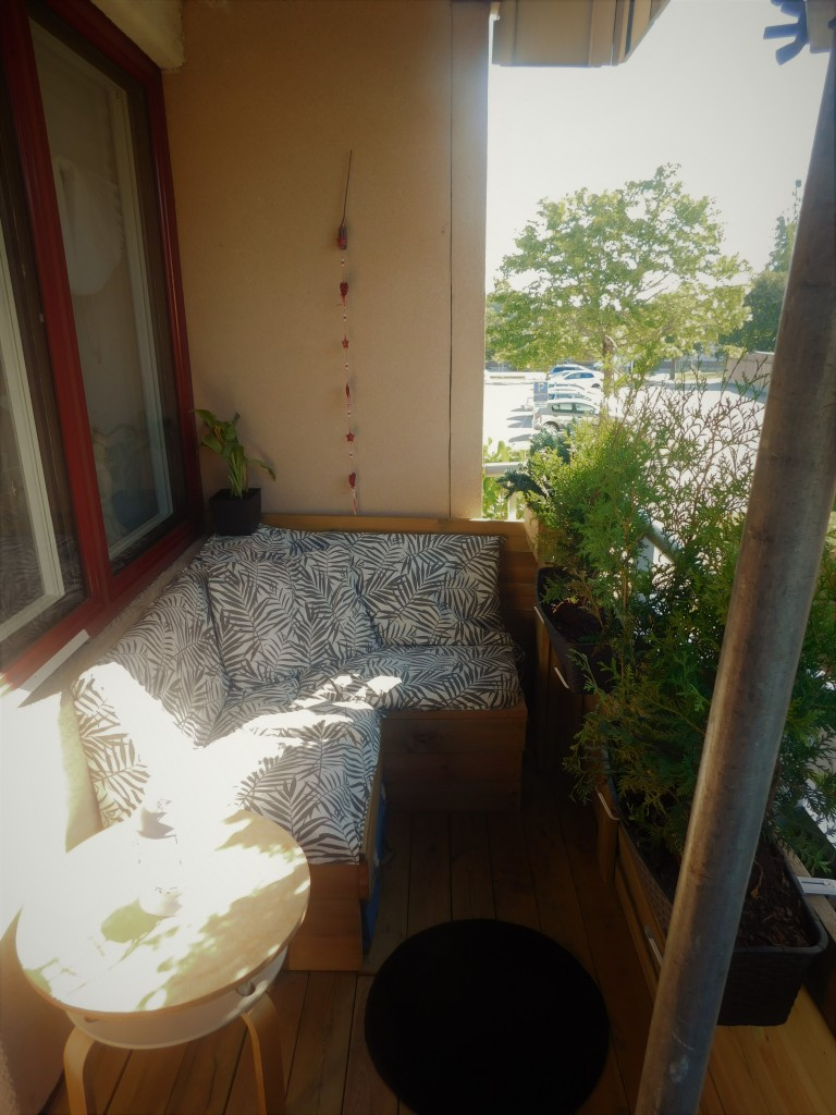 Balkon, balkon przed i po