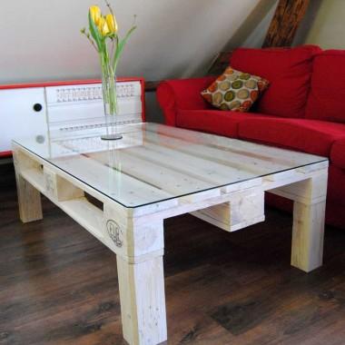 Paleciak - nietuzinkowy stół z odzysku