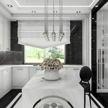 RHAPSODY OF CLASSIC – projekt wnętrza domu