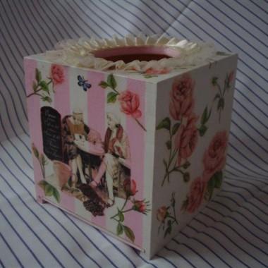 różany chustecznik
