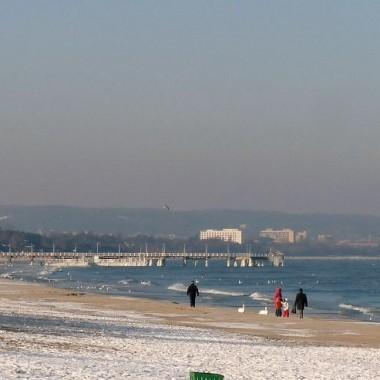 Znad morza