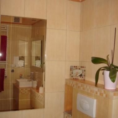 łazienka w lustrze