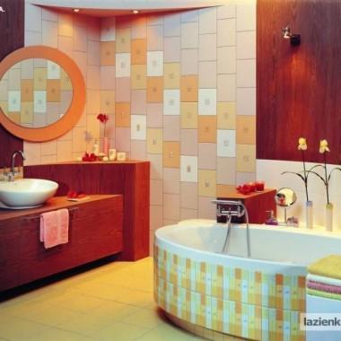 Łazienki - inspiracje