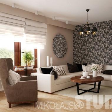 Dom w Lublinie w stylu tradycyjnym