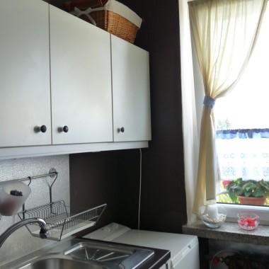 Moja kuchnia, jeszcze w błękitach
