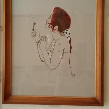 haftowane obrazy