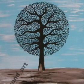 """""""zatroskane drzewo"""""""