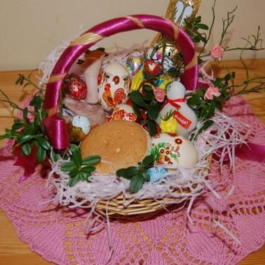 Wielkanocne koszyczki