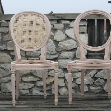 Stylowe krzesła włoskie