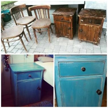 moje przed i po :) .ze śmietnika na salony &#x3B;)