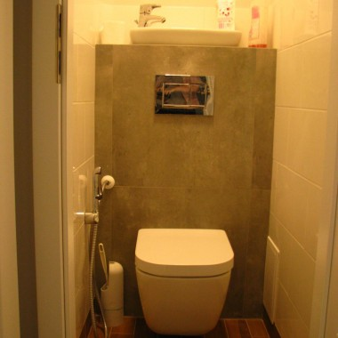 Remont łazienki i toalety