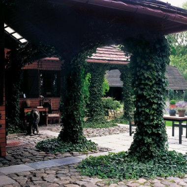 Tarasy i ogrody