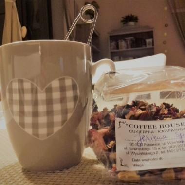 "herbata ""jesienna spizarnia"""