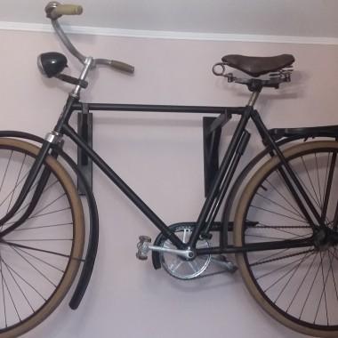 Hak na rower, retro rower