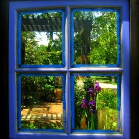 Widok z okienka na świat.