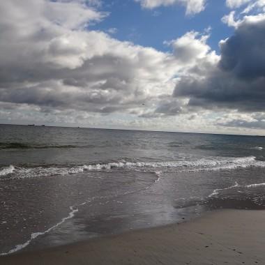 Jesienne morze......................