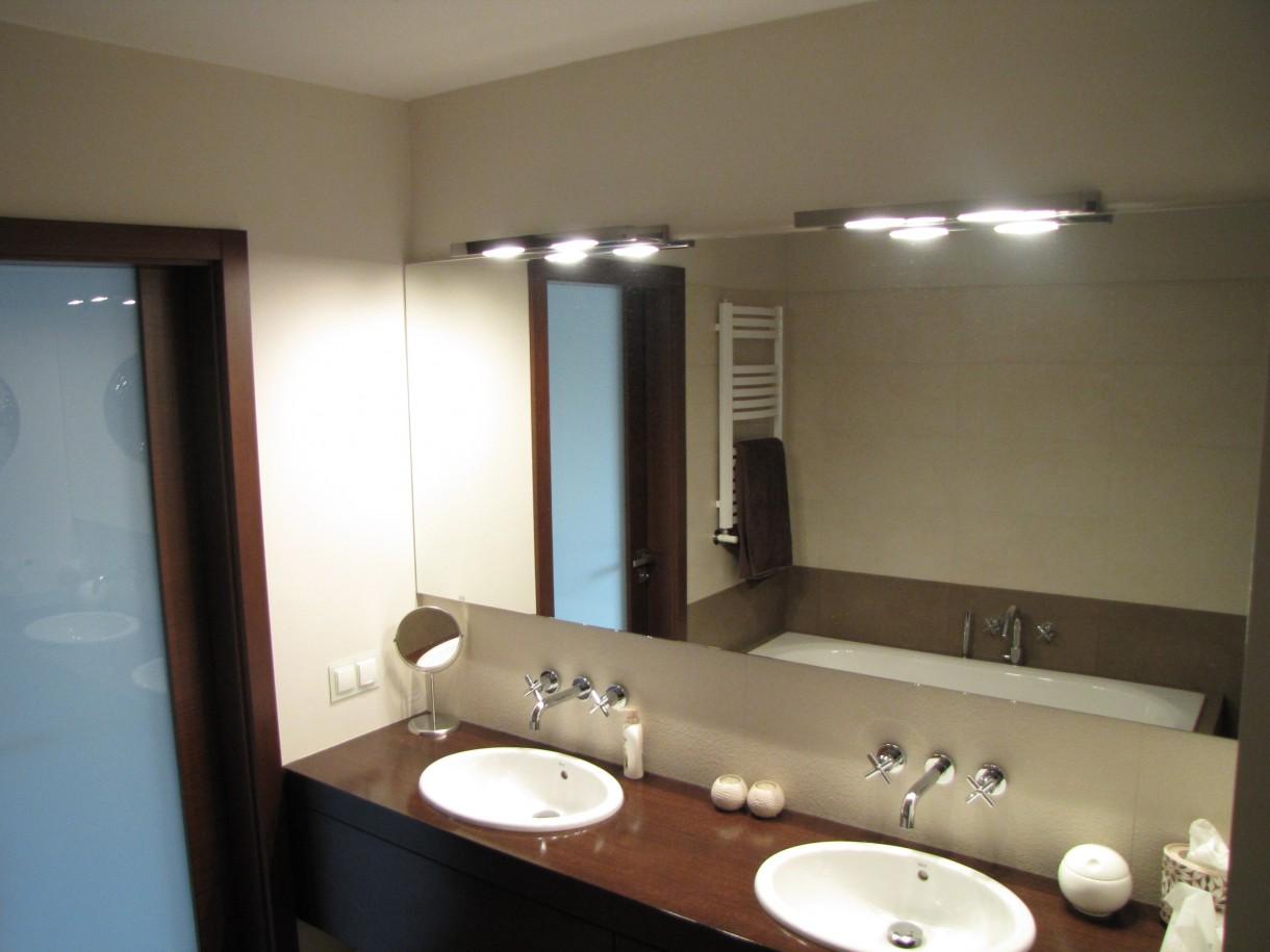 Oświetlenie łazienki Oświetlenie Lustra Deccoriapl
