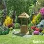 Wizualizacje, Projekty ogrodów z własnym tłem