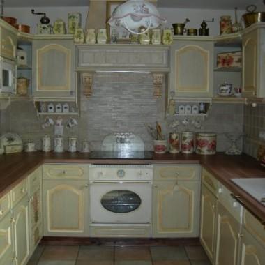 kuchnia już prawie skończona :)