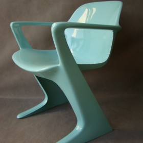 TURQUOISE ZET CHAIR
