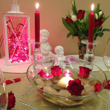 6 trików na proste walentynkowe dekoracje!