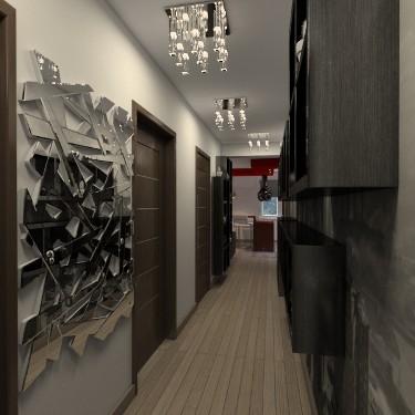 Designerski korytarz