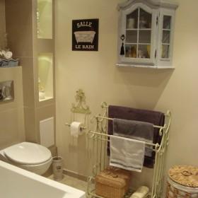 wcale nie taka mała łazienka w małym M
