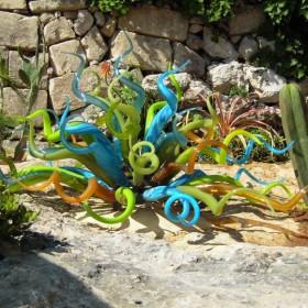 Szklana rzeźba Mdina Glass