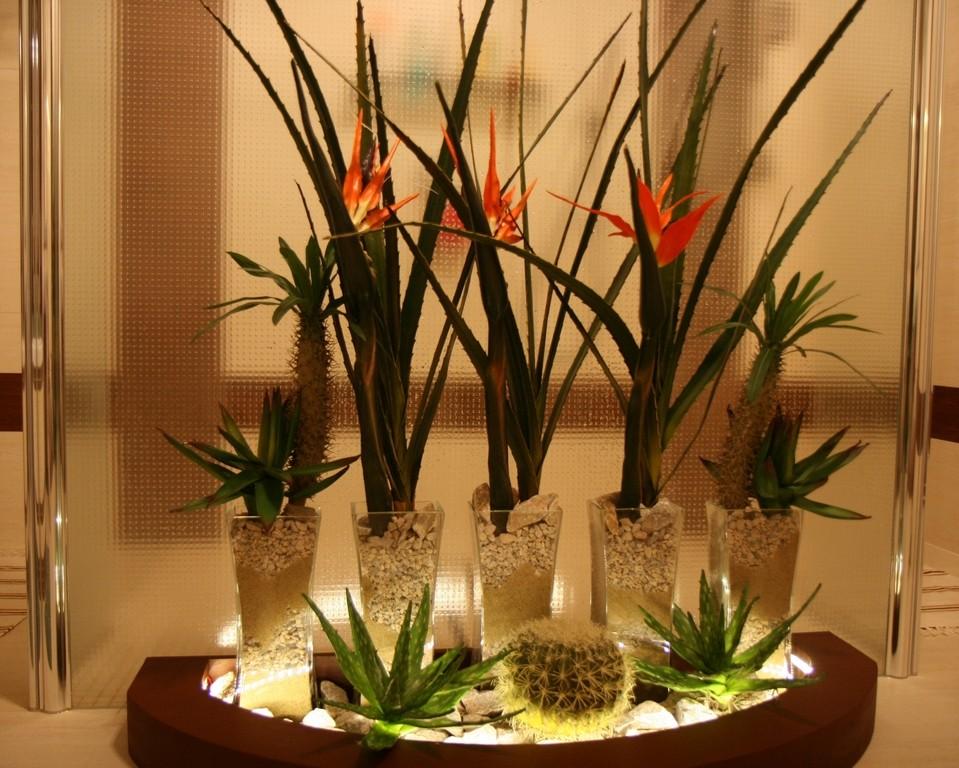 Zdjęcie 615 W Aranżacji Sztuczne Kwiaty Ale Jakie